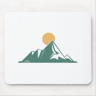 Sunrise Mountain Mouse Pad