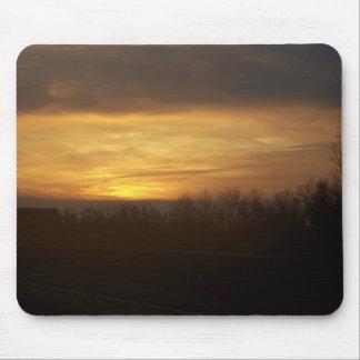 sunrise mousepad 2