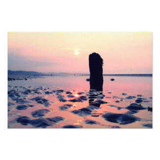 Sunrise Murlough Beach Photo Art