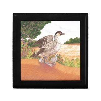 Sunrise Nene (Hawaiian Goose) Gift Box