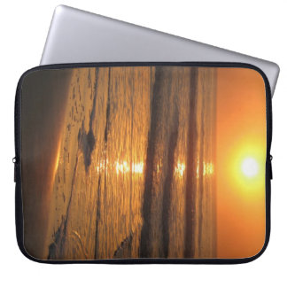 """Sunrise"" Neoprene Laptop Sleeve 15 inch"