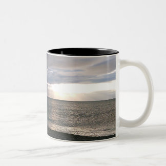 Sunrise November in Spain Mug by IreneDesign2011