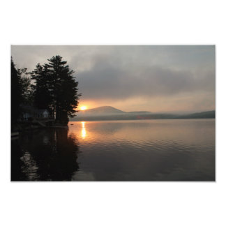 Sunrise on Maidstone Photo Print