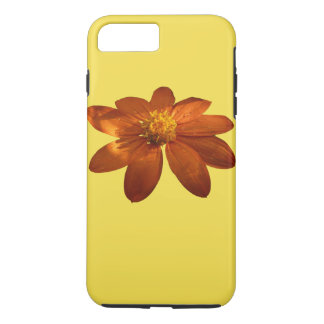 Sunrise on Mexican Sunflower Orange Floral iPhone 8 Plus/7 Plus Case