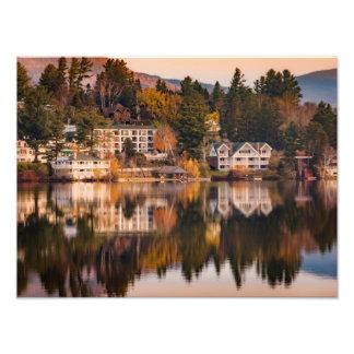 Sunrise on Mirror Lake photo print