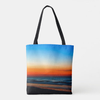 Sunrise on the Gulf Tote Bag