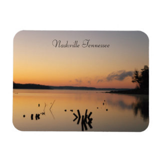Sunrise on the Lake Magnet