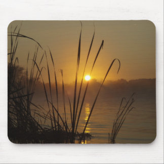 Sunrise on the Lake Mousepads