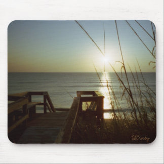 Sunrise, Outerbanks NC Mouse Pad