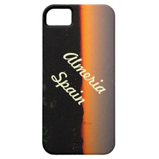 Sunrise over Almeria Spain iPhone 5 Covers