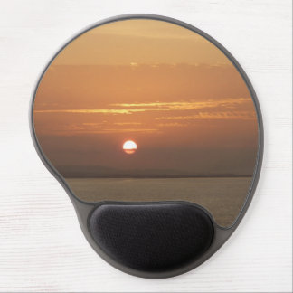 Sunrise over Aruba I Caribbean Seascape Gel Mouse Pad