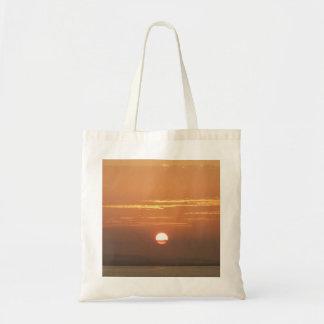 Sunrise over Aruba I Caribbean Seascape Tote Bag