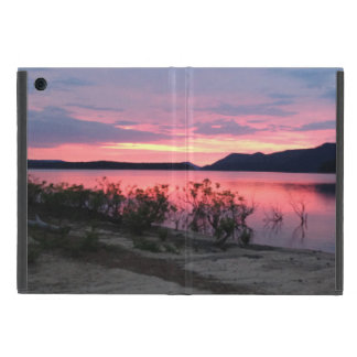 Sunrise over Greer's Ferry Lake Mug Mini iPad Case