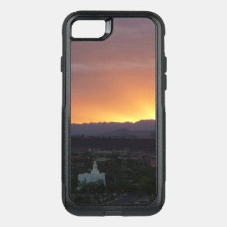 Sunrise over St. George Utah Landscape OtterBox Commuter iPhone 8/7 Case