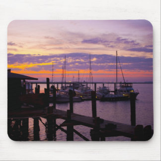 Sunrise over St. Mary's Mouse Mats