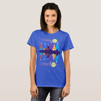 Sunrise Over The Mountains #1 T-Shirt
