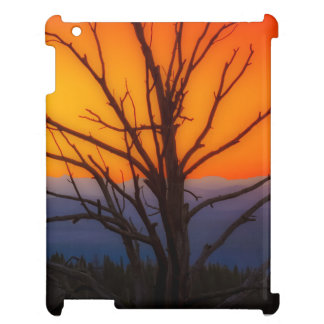 Sunrise Over Yellowstone National Park Design Cover For The iPad 2 3 4
