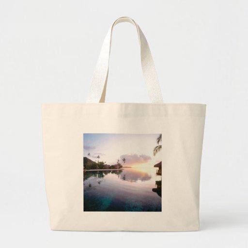 Sunrise Palmilla Coast Cabo San Lucas Mexico Canvas Bag