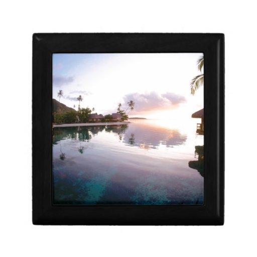 Sunrise Palmilla Coast Cabo San Lucas Mexico Gift Boxes