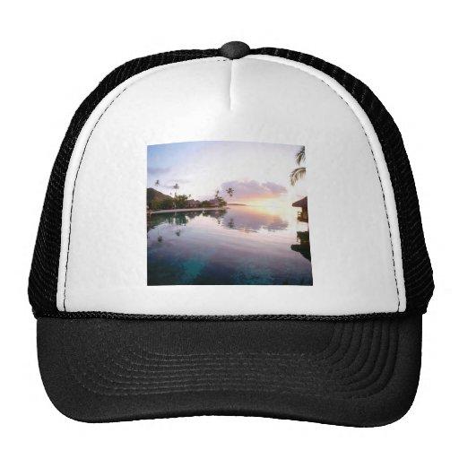 Sunrise Palmilla Coast Cabo San Lucas Mexico Trucker Hat