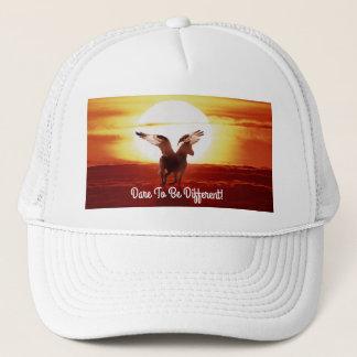 Sunrise Pegasus Trucker Hat