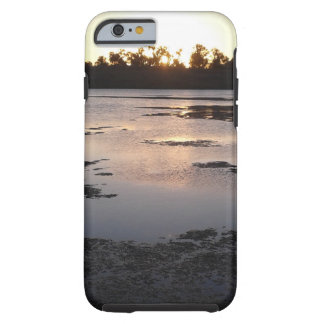 Sunrise phone case