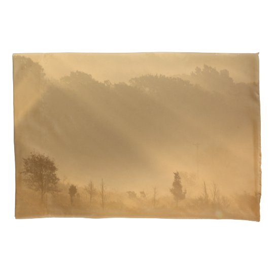 Sunrise Pillowcase