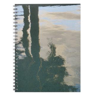Sunrise Reflection Notebook