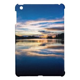 Sunrise River Reflections iPad Mini Covers