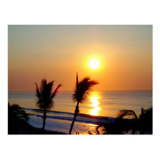 Sunrise - San Jose de Cabo Postcard