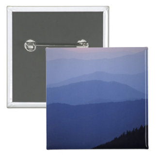 Sunrise Southern Appalachian Mountains Great Buttons