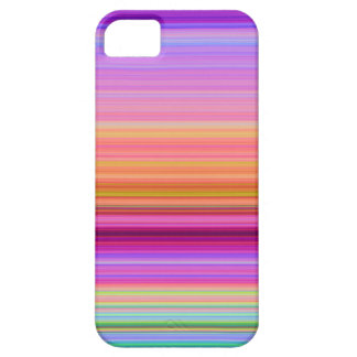 Sunrise Stripes iPhone 5 Cover