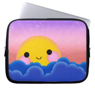 Sunrise Sunset Laptop Sleeve
