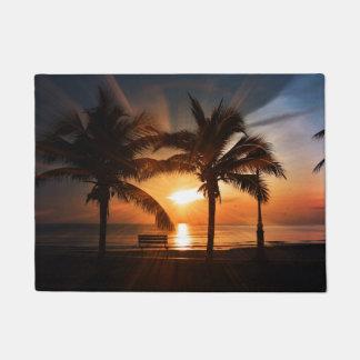 Sunrise Sunset Sun Doormat