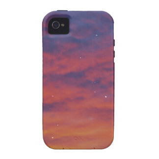 Sunrise through stars, dreaming iPhone 4 cover