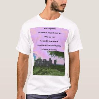 Sunrise Worship Poetry Men's Basic T-Shirt