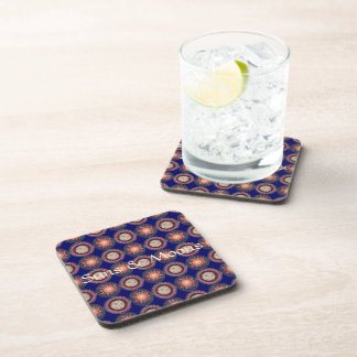 Suns and Moons Beverage Coasters
