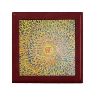 Suns Eye Small Square Gift Box