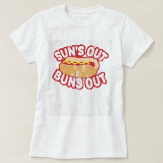 Suns Out Buns Out DS T-Shirt