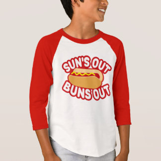 Suns Out Buns Out T-Shirt