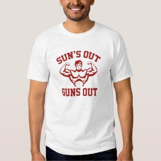 Sun's Out Guns Out T Shirt