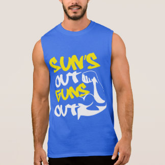 SUN'S Out GUNS Out TEE