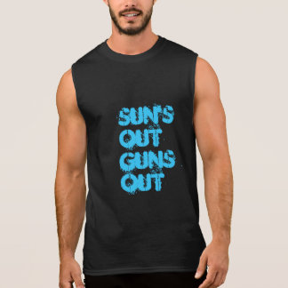 Suns Out Sleeveless Shirt