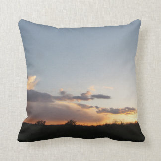 Sunset 01 Pillow. Cushions