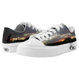 Sunset 101 low tops