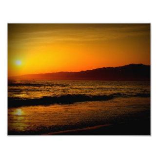 Sunset 11x14 Photo Print