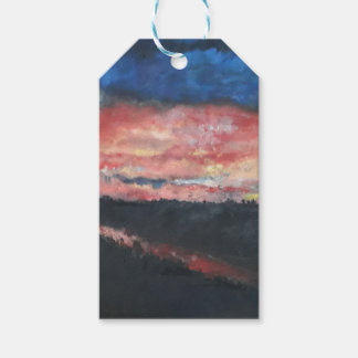 Sunset 1 Gift Tags