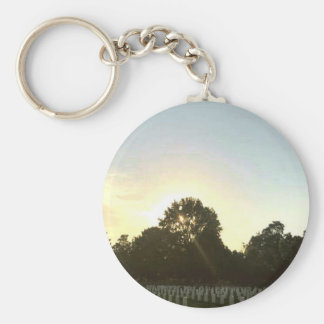 Sunset #1 key ring