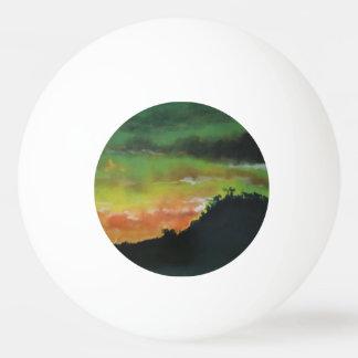 Sunset 2 Table Tennis Ball