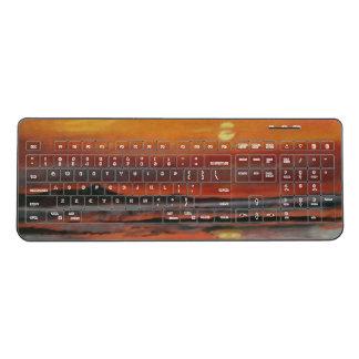 Sunset 3 Wireless Keyboard